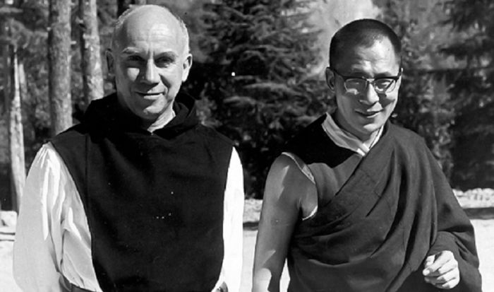 Merton and the Dali Lama
